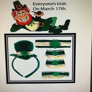 Other - 5- piece Leprechaun Costume Kit